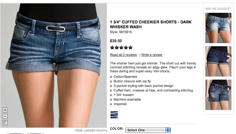 8376b53d17 Get your short shorts at Forever 21, WetSeal, Heritage 1981, Express and  MORE!
